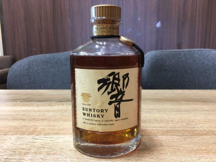 松山市 洋酒 高価買取 響 旧ボトル 裏ゴールド キングラム衣山店